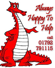 Always Happy To Help - Call 01792 791115